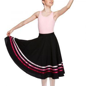 Little Ballerina RAD-approved Character Skirt dance costume